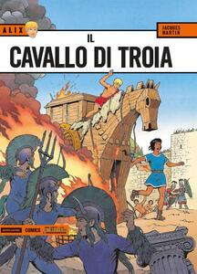 Il cavallo di Troia. Alix. Vol. 5