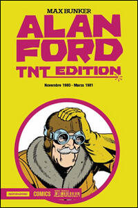 Alan Ford. TNT edition. Vol. 24: Novembre 1980-Marzo 1981.