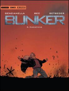 Camfeed.it Bunker. Carneficina. Vol. 2 Image