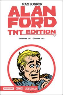 Mercatinidinataletorino.it Alan Ford. TNT edition. Vol. 26: Settembre 1981-Dicembre 1981. Image