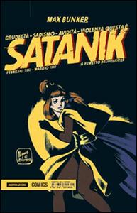 Satanik. Vol. 8: Febbraio 1967-Maggio 1967.