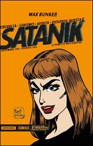 Satanik. Vol. 11: Novembre 1968-Giugno 1969.