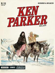 Milady. Ken Parker classic. Vol. 33
