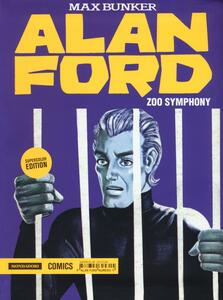 Zoo symphony. Alan Ford Supercolor Edition. Vol. 9