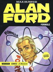 Formule. Alan Ford Supercolor Edition. Vol. 10