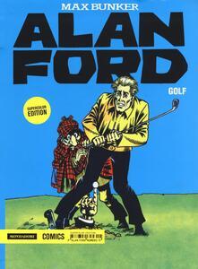 Antondemarirreguera.es Alan Ford Supercolor Edition. Vol. 13: Golf. Image