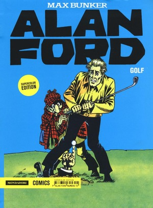 Alan Ford Supercolor Edition. Vol. 13: Golf.