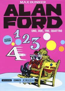 Uno, due, tre, quattro. Alan Ford Supercolor Edition. Vol. 14