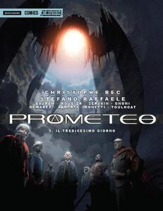 Prometeo. Il tredicesimo giorno. Vol. 5