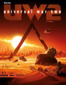 Scacciamoli.it L' esodo. Universal war 2. Vol. 3 Image