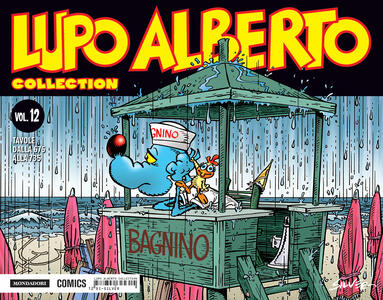 Lupo Alberto. Collection. Vol. 12: Tavole dalla 676 alla 735.