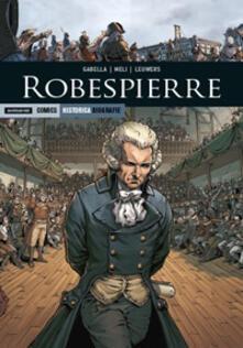 Robespierre - Mathieu Gabella,Meli Roberto,Hervé Leiwers - copertina