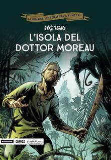 L' isola del dottor Moreau