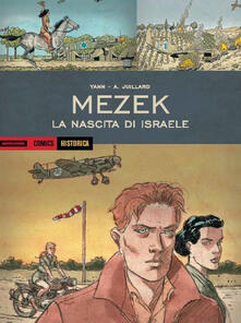 Atomicabionda-ilfilm.it Mezek. La nascita di Israele Image