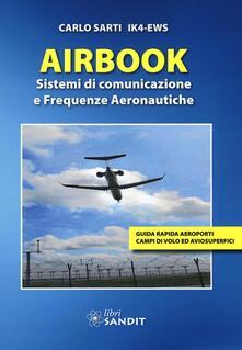 Radiospeed.it Airbook. Sistemi di comunicazione e frequenze aeronautiche Image