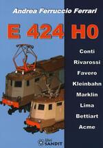 E424 H0. Ediz. illustrata