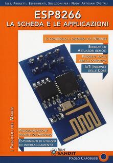 ESP8266. La scheda e le applicazioni.pdf