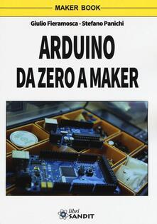 Ristorantezintonio.it Arduino da zero a Maker Image