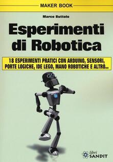 Warholgenova.it Esperimenti di robotica Image