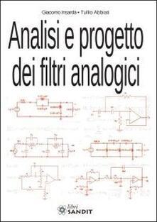 Analisi e progetto dei filtri analogici.pdf