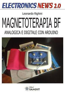 Antondemarirreguera.es Magnetoterapia BF. Analogica e digitale con Arduino Image