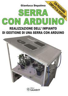 Promoartpalermo.it Serra con Arduino. Realizzazione dell'impianto di gestione di una serra con Arduino Image