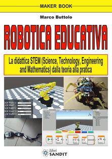 Antondemarirreguera.es Robotica educativa. La didattica STEM (Science, Technology, Engineering and Mathematics). Dalla teoria alla pratica Image