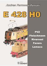 E 428 H0. PVZ, Fleischmann, Rivarossi, Favero, Lemaco