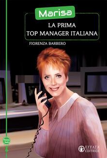 Premioquesti.it Marisa, la prima top manager italiana Image