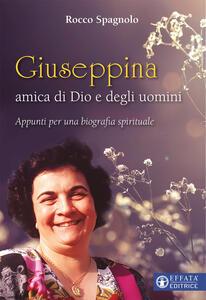 Giuseppina amica di dio e degli uomini