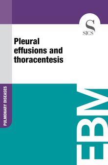 Pleural Effusions and Thoracentesis
