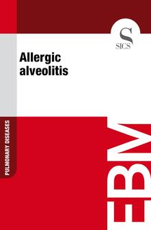 Allergic Alveolitis