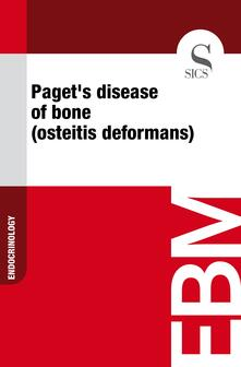 Paget's Disease of Bone (Osteitis Deformans)