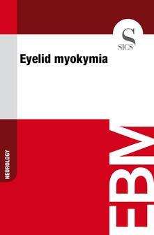Eyelid Myokymia