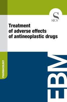 Treatment of Adverse Effects of Antineoplastic drugs