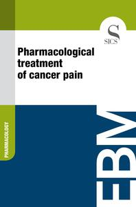 Pharmacological Treatment of Cancer Pain