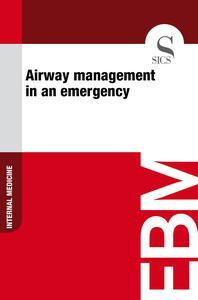 Airway Management in an Emergency