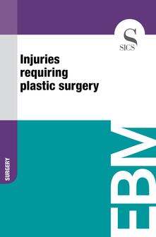 Injuries Requiring Plastic Surgery