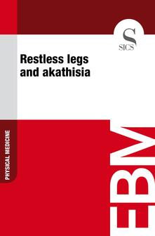 Restless Legs and Akathisia