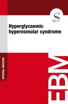 Hyperglycaemic Hyperosmolar Syndrome
