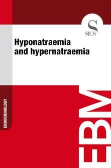 Hyponatraemia and Hypernatraemia