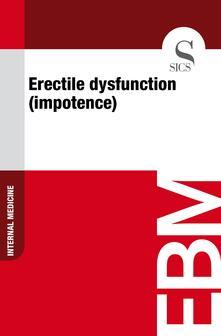 Erectile Dysfunction (Impotence)