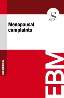 Menopausal Complaints