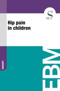 Hip Pain in Children