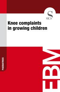 Knee Complaints in Growing Children
