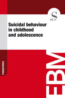 Suicidal Behaviour in Childhood and Adolescence