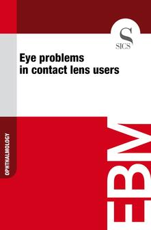 Eye Problems in Contact Lens Users