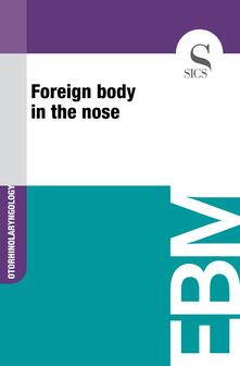 Foreign Body in the Nose