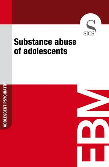 Substance Abuse of Adolescents