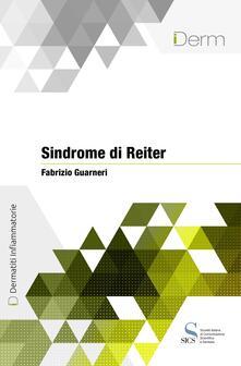 Sindrome di Reiter - Fabrizio Guarneri - ebook